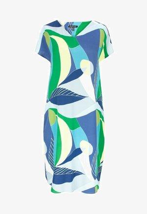 Sukienka etui - multikolor