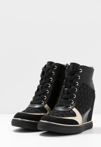 Anna Field - Sneakers alte - black - 4