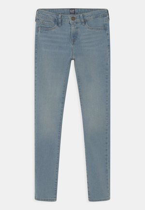 GIRL LIGHT WASH - Jeans Skinny Fit - light blue denim