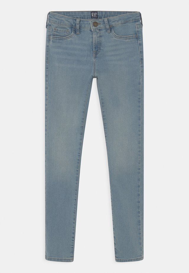 GIRL LIGHT WASH - Jeans Skinny Fit - light blue denim