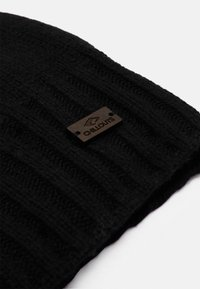 Chillouts - MAURICE HAT UNISEX - Beanie - black - 2