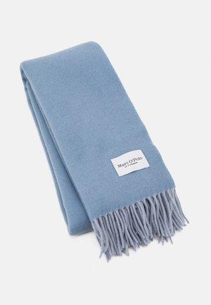 SCARF BLANKET NEW ESSENTIAL FRINGES - Scarf - blue
