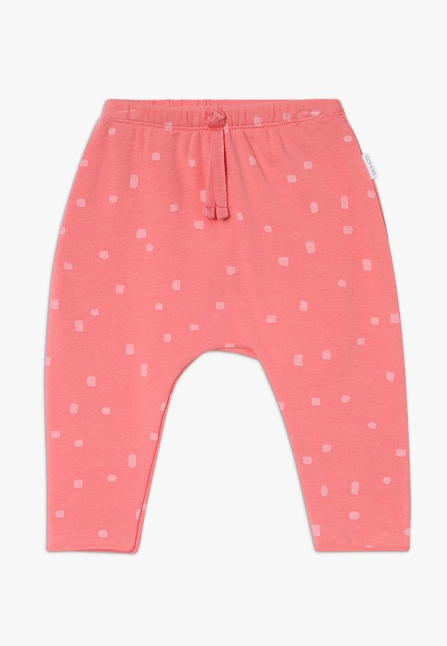 NEWBIES TRACKIE BABY - Trousers - pink