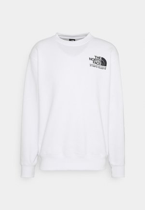 COORDINATES CREW - Sweater - tnf white