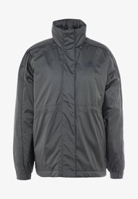adidas Performance - INSULATED OUTDOOR FILLED THIN JACKET - Kurtka zimowa - legend earth - 3