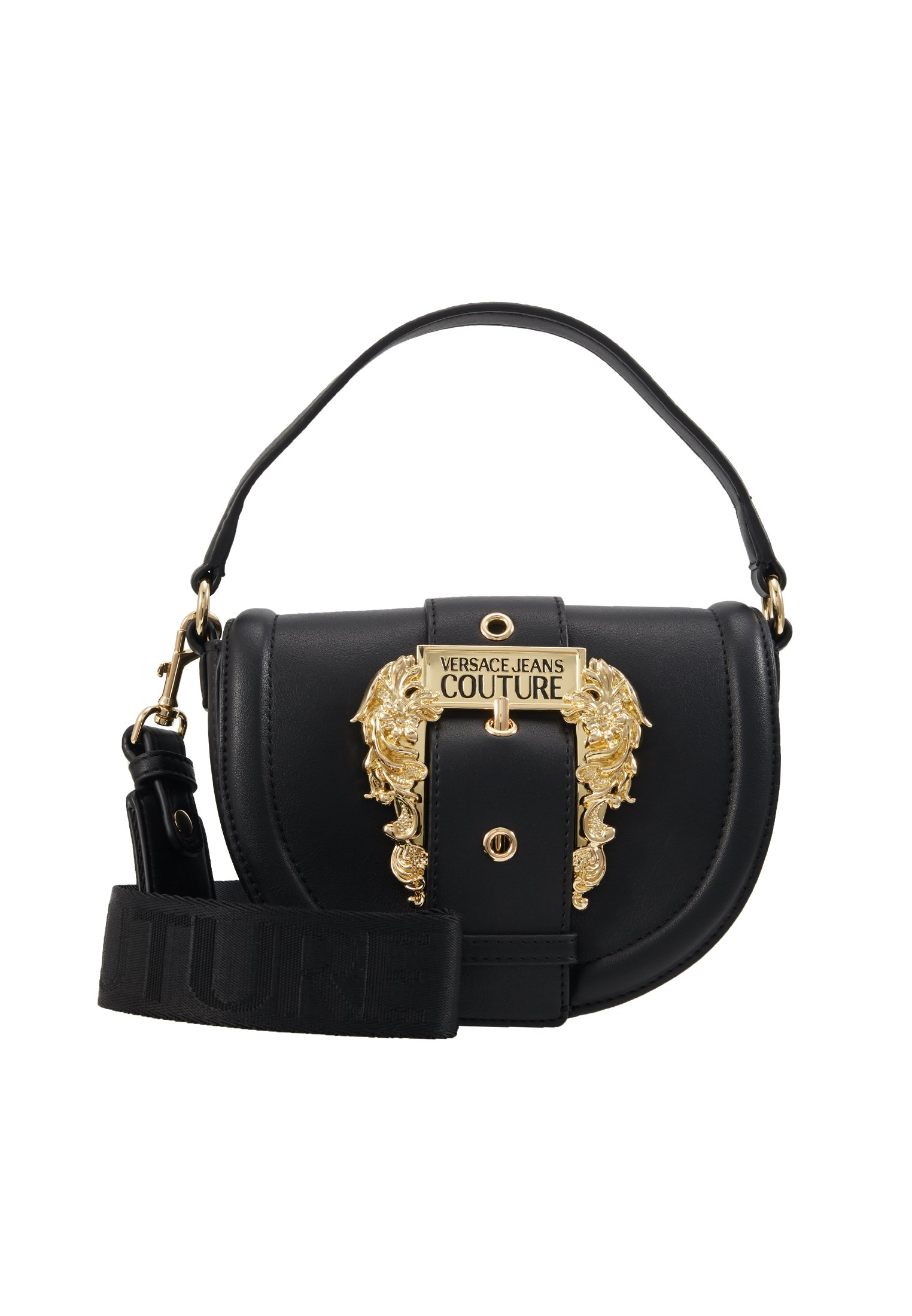 Versace Jeans Couture BAROQUE BUCKLE HALF MOON Håndveske