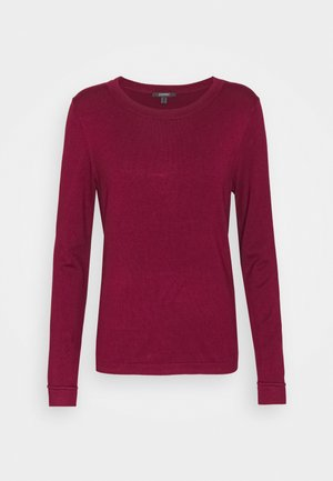Jumper - bordeaux red