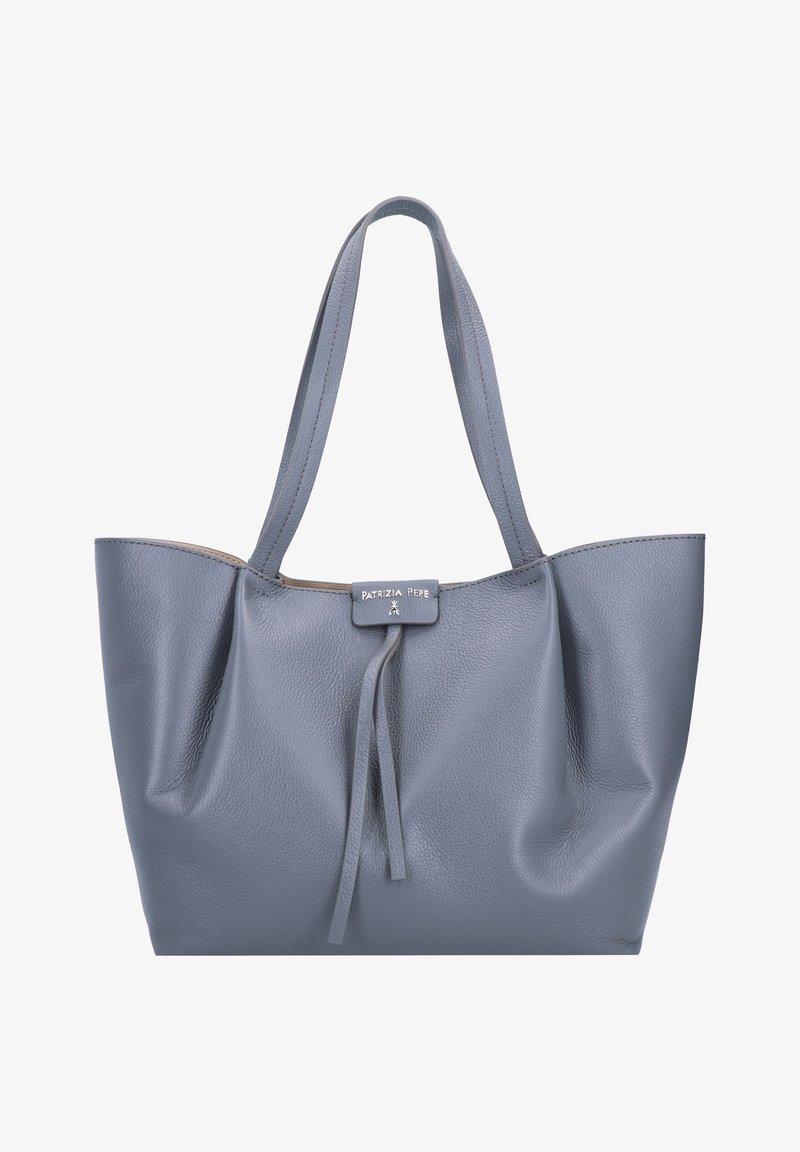 Patrizia Pepe - BORSA - Handbag - anthracite grey