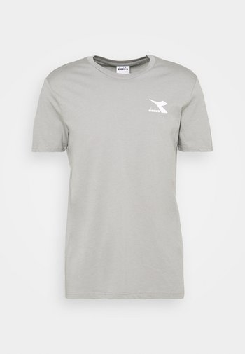 CHROMIA - T-shirt con stampa - gray mouse