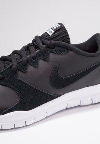 Nike Performance - FLEX ESSENTIAL TR - Treningssko - black/white/light crimson - 5