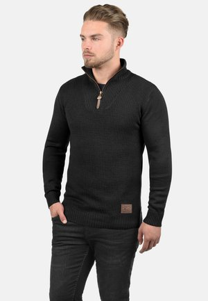 TOMMY - Jumper - black