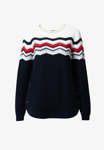 JERS - Jumper - white