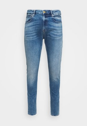 SKIM - Slim fit jeans - blue denim