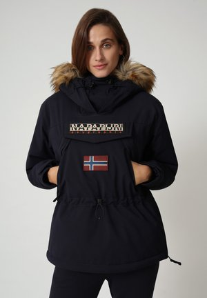 SKIDOO - Winter jacket - blu marine