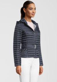 Colmar Originals - PUNKY - Down jacket - navy blue/light steel - 2