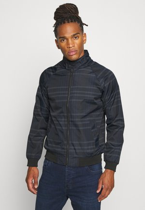 ELLISCHECK - Bomber Jacket - navy/blue