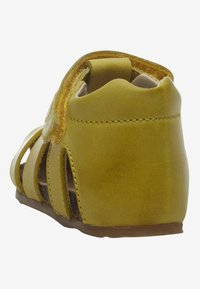 Naturino - ALBY halboffener - Baby shoes - gold - 3
