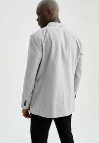 DeFacto - SLIM FIT - Blazer jacket - grey - 1
