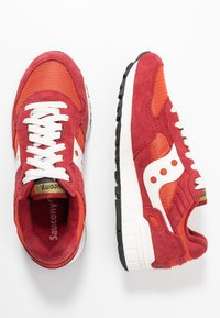Saucony - SHADOW VINTAGE - Trainers - summer fig/dahlia - 3