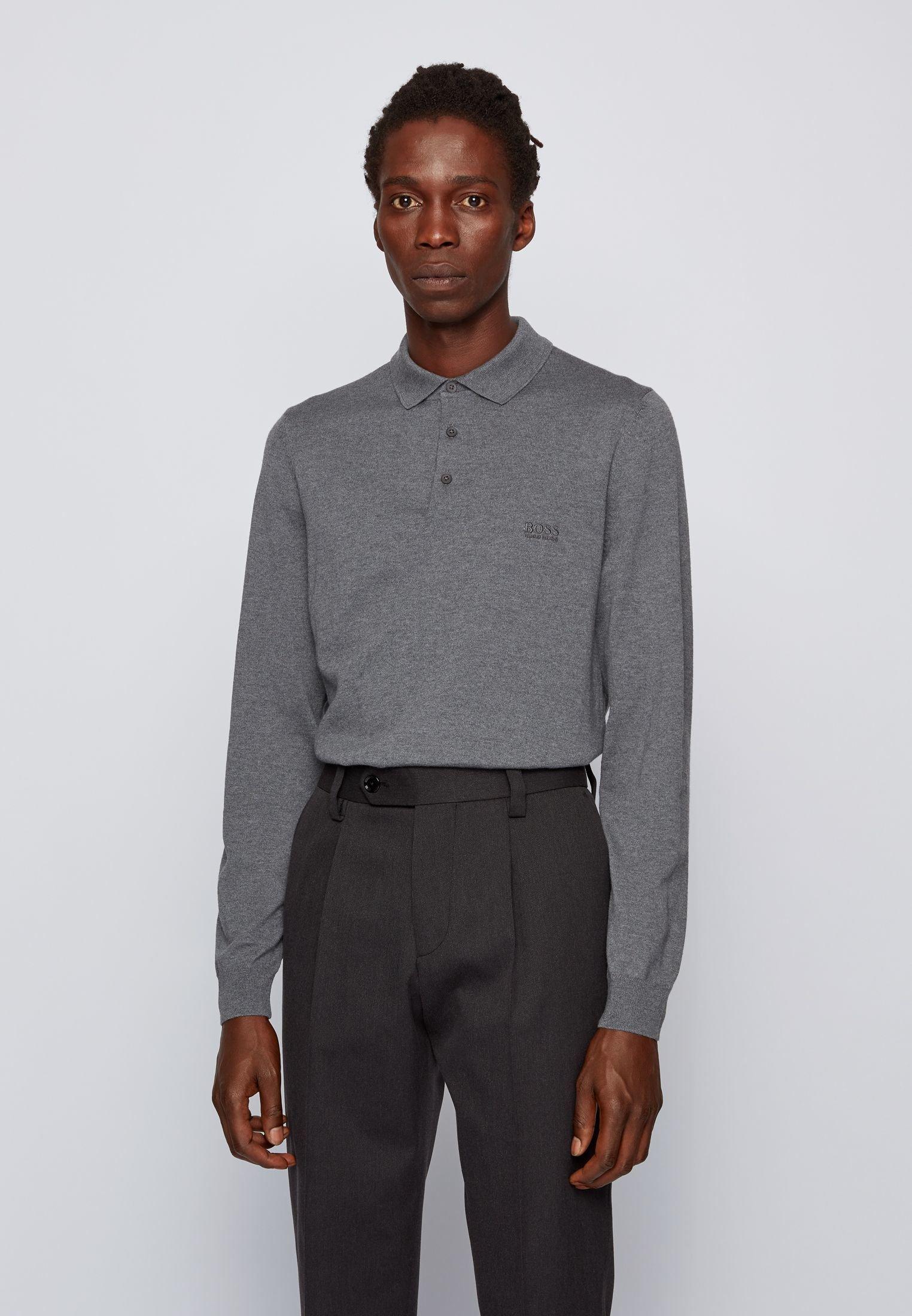 Men BONO-L - Polo shirt