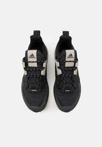 adidas Performance - TERREX TRAILMAKER - Hiking shoes - core black/aluminium - 3