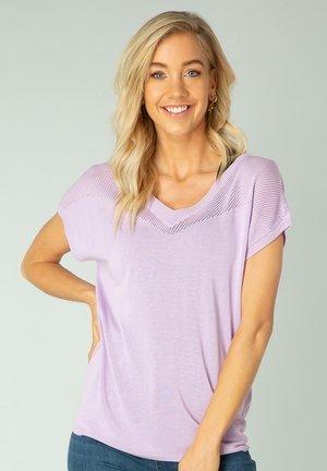 NANDY - Basic T-shirt - lilac