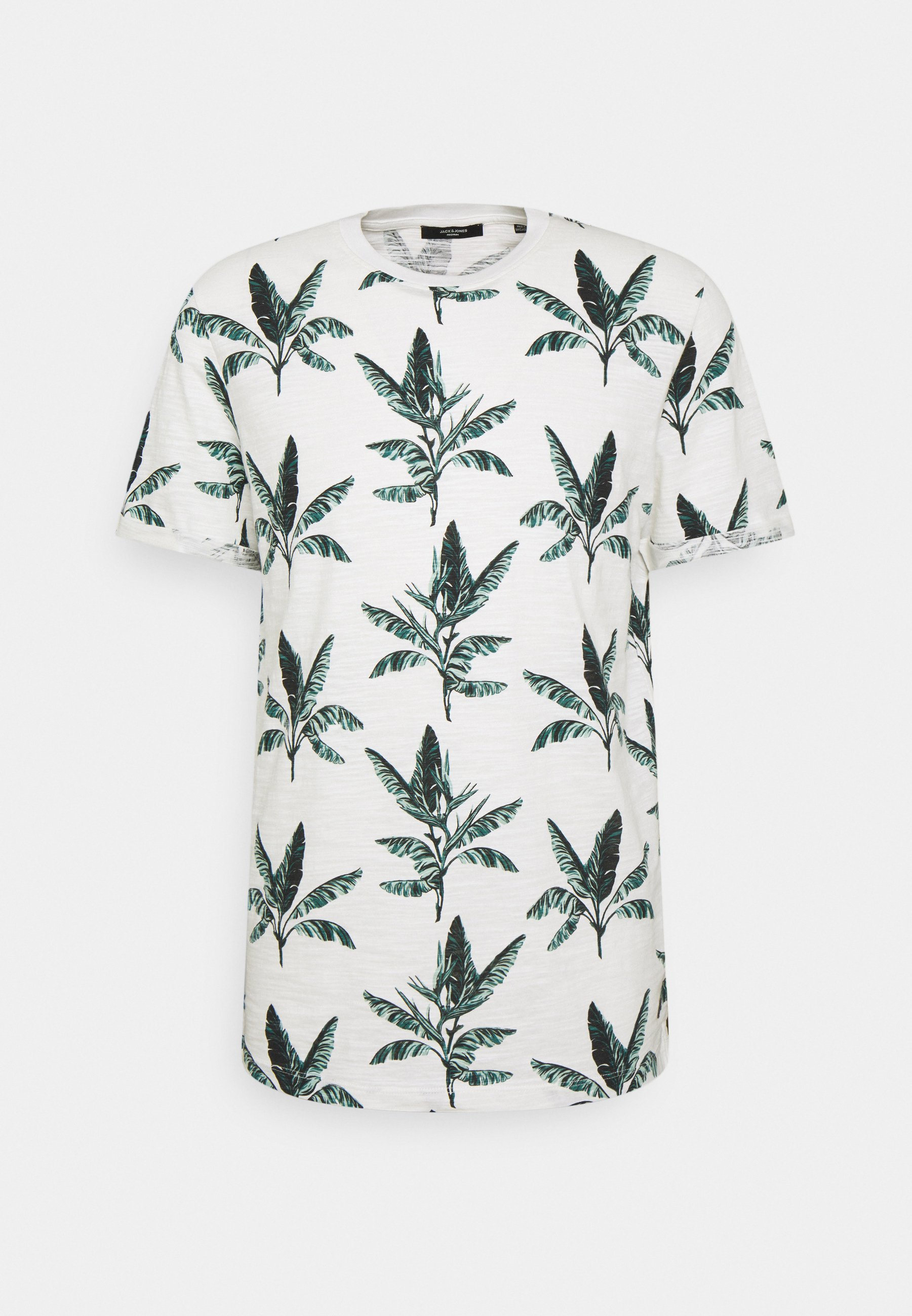 Homme JPRBLABEACH TEE - T-shirt imprimé