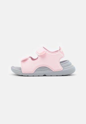 SWIM UNISEX - Sandály do bazénu - clear pink