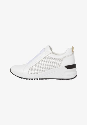 SLIP-ON - Sneakers basse - wht/blk/gold