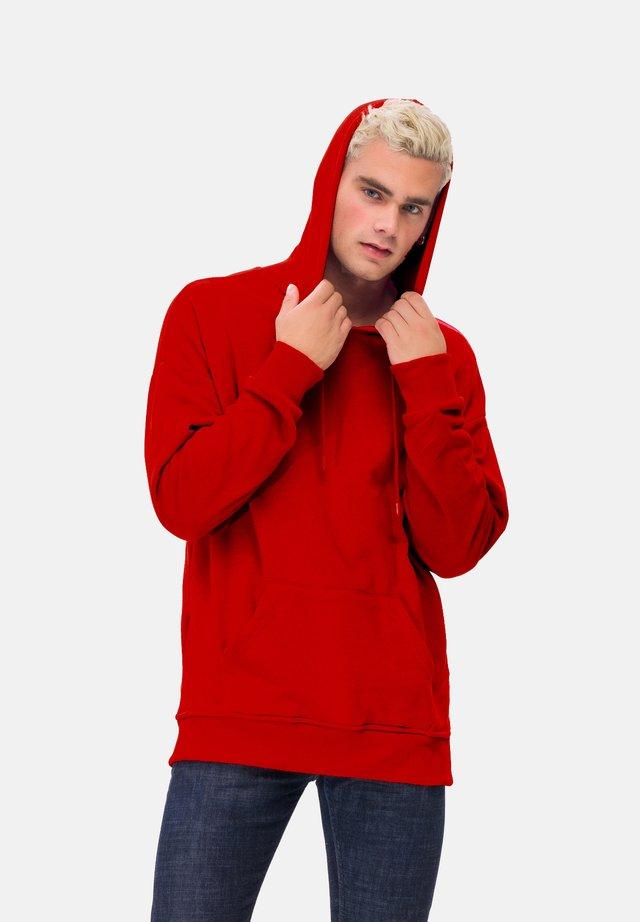 KAPUZENSWEATSHIRT MAN SWEATSHIRT - Hoodie - red