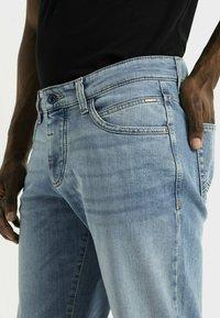 camel active - Straight leg jeans - bleach blue - 3