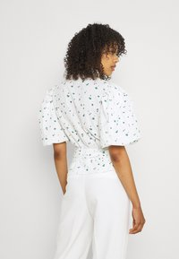 Envii - ENLEILANI SHIRT - Button-down blouse - white - 2