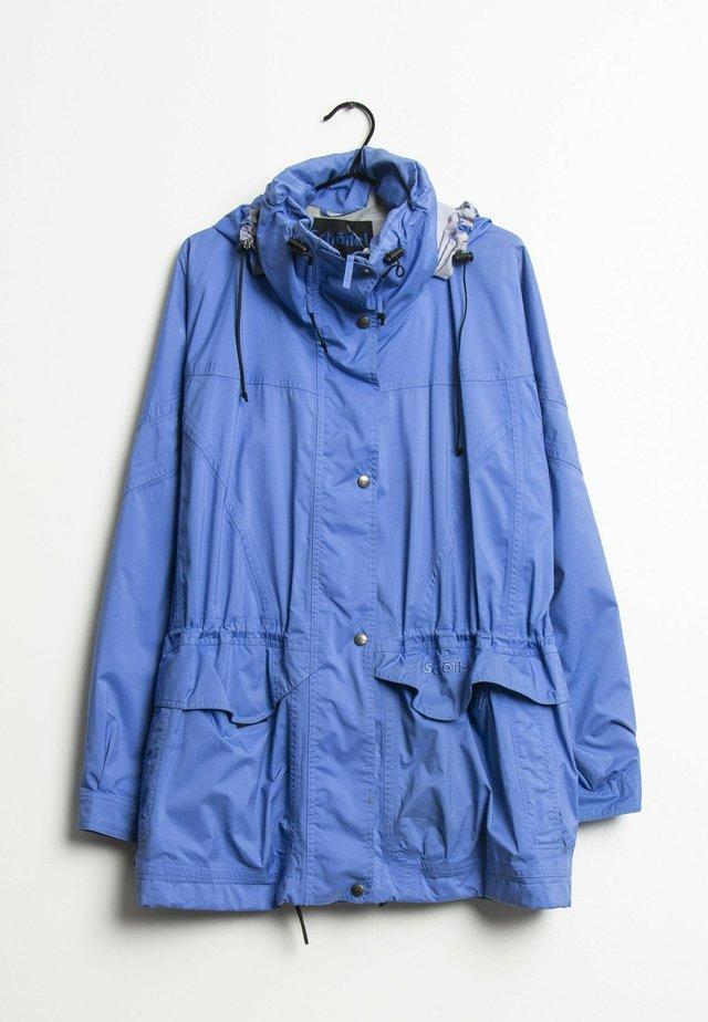 Korte jassen - blue