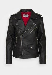 Deadwood - RIVER CACTUS  - Faux leather jacket - black - 0