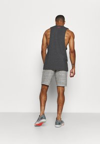 Under Armour - PROJECT ROCK SHORTS - Sports shorts - grey - 2