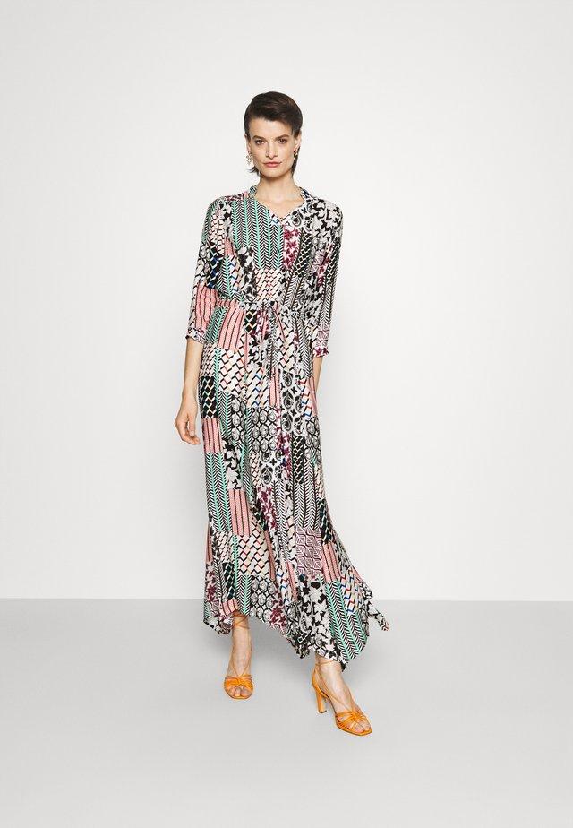 DRESS - Długa sukienka - natural