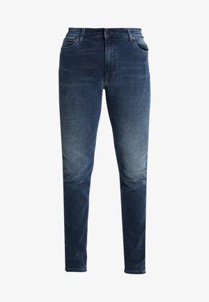 SIMON SKINNY - Slim fit -farkut - utica dark blue