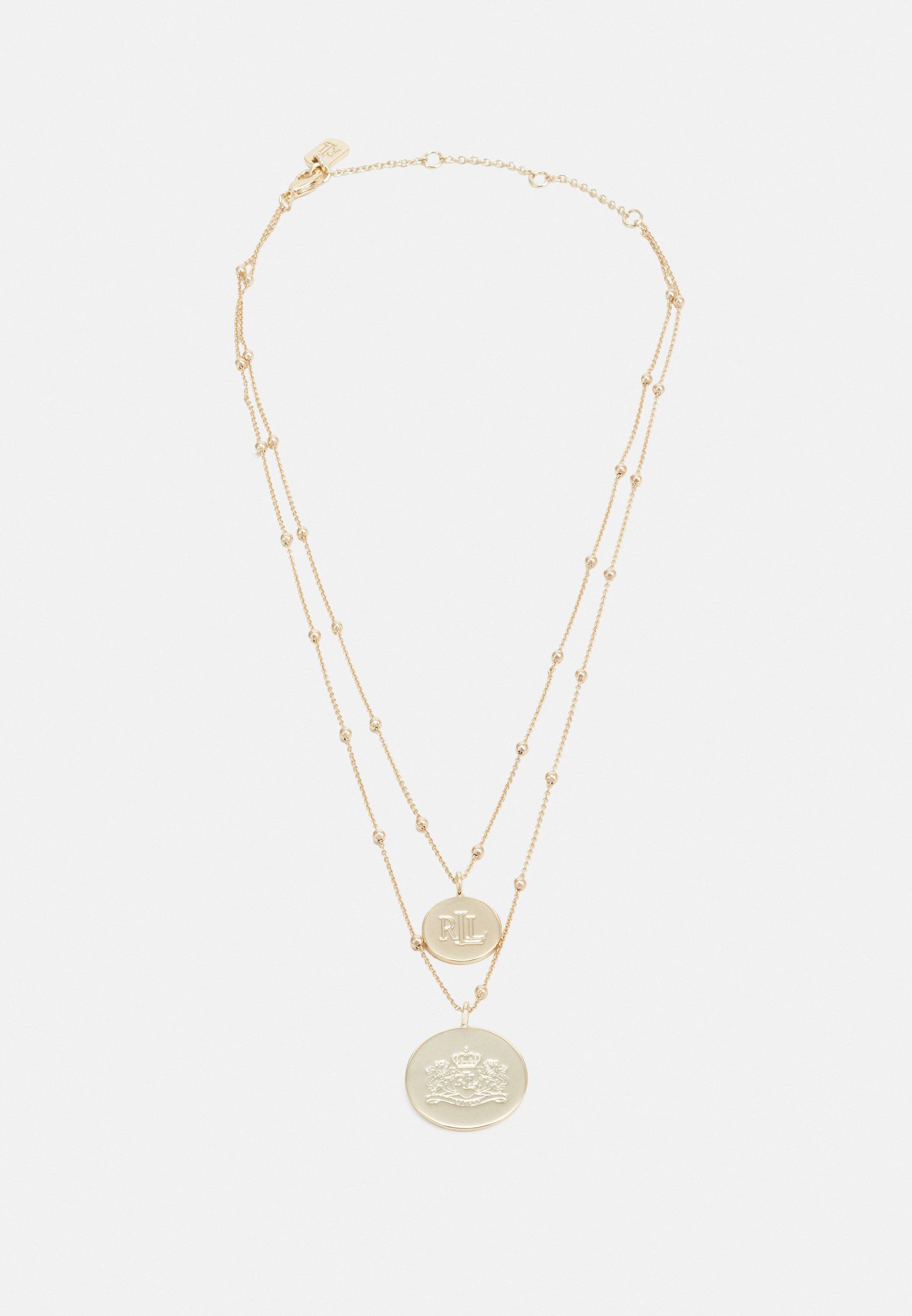Women ROW LOGO PENDANT - Necklace