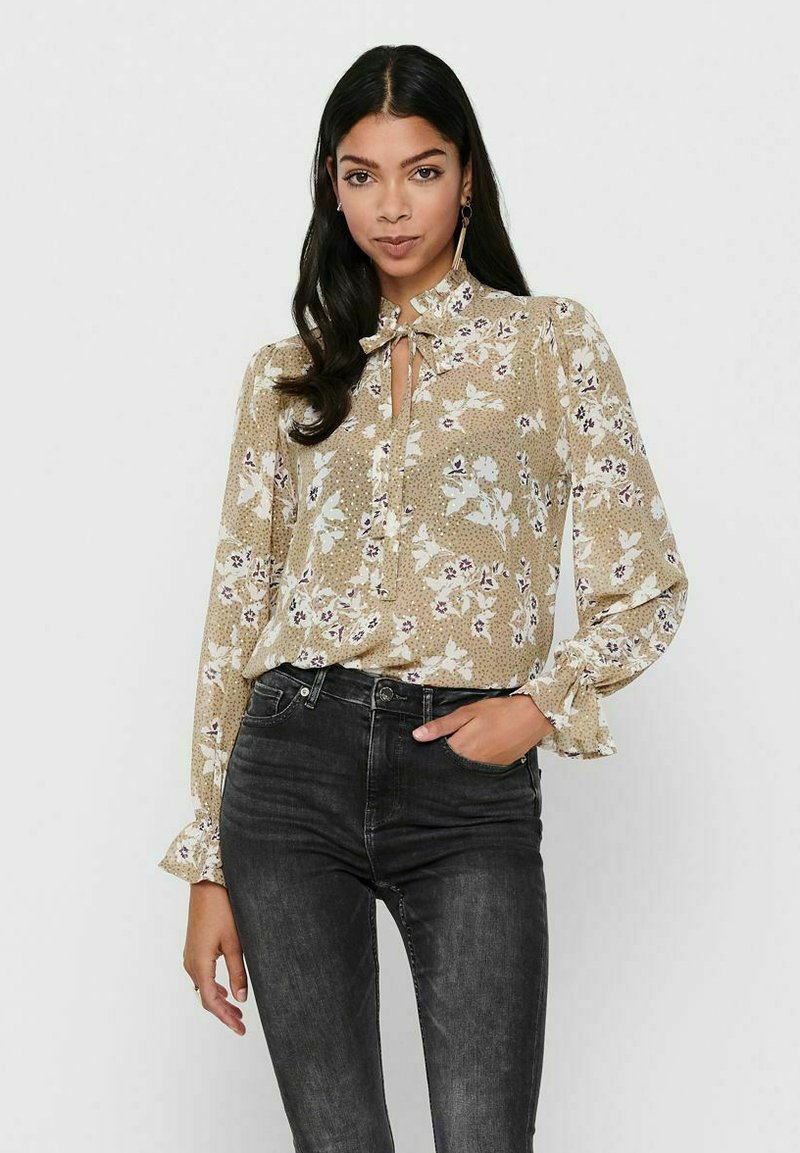 ONLY - Blouse - sand