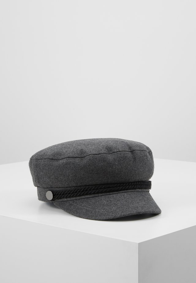 SOLID MILITAR - Bonnet - medium grey