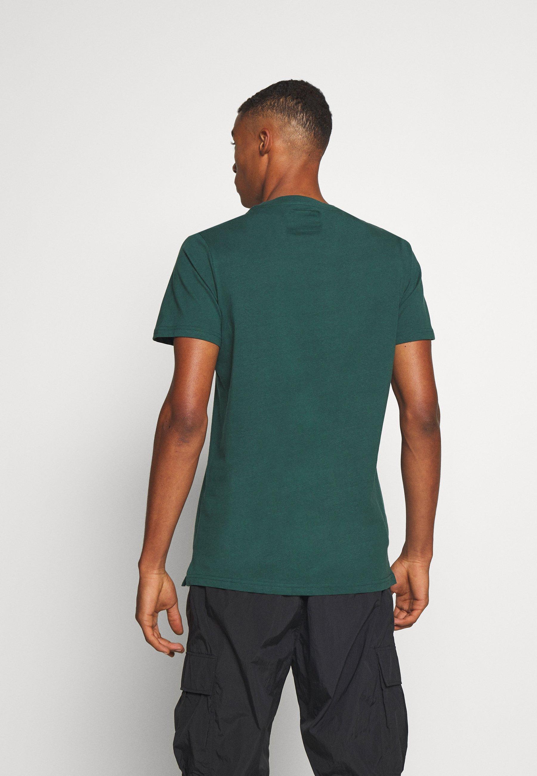 Nerve DANNY TEE - Print T-shirt - ponderosa pint KPwWe