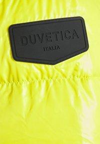 Duvetica - TOLODI - Bunda zprachového peří - yellow - 2