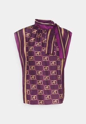Camicetta - fantasy violet