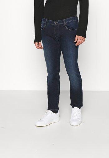 Slim fit -farkut - blu navy
