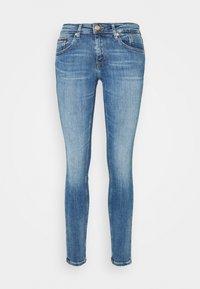 SCARLETT  - Jeans Skinny Fit - harlow mid blue