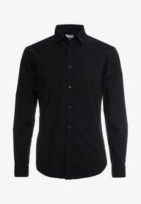 SOLIST SLIM FIT - Shirt - black