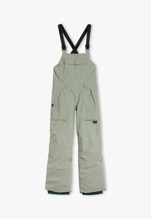 Snow pants - light green