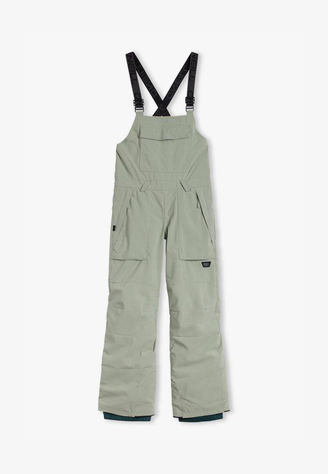 Pantalon de ski - light green