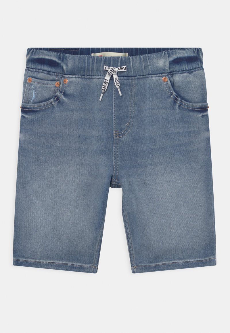 Levi's® - SKINNY DOBBY  - Denim shorts - salt lake