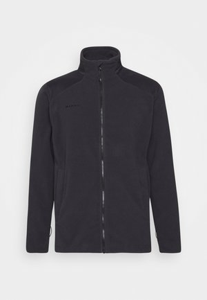 INNOMINATA LIGHT JACKET MEN - Fleecejacka - black